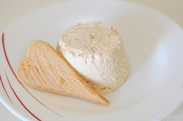 Semifreddo al torrone - Ricetta Semifreddo al torrone di Misya