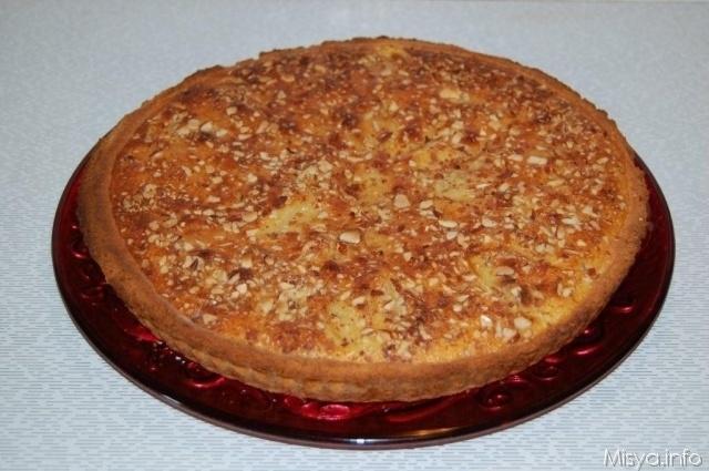 Crostata di mele bimby ricetta crostata di mele bimby for Crostata di mele