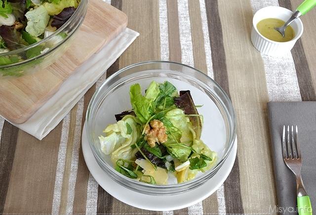 Come condire l' insalata - Misya.info