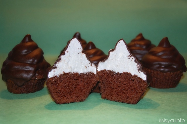 Hi hat cupcakes - Ricetta Hi hat cupcakes di Misya
