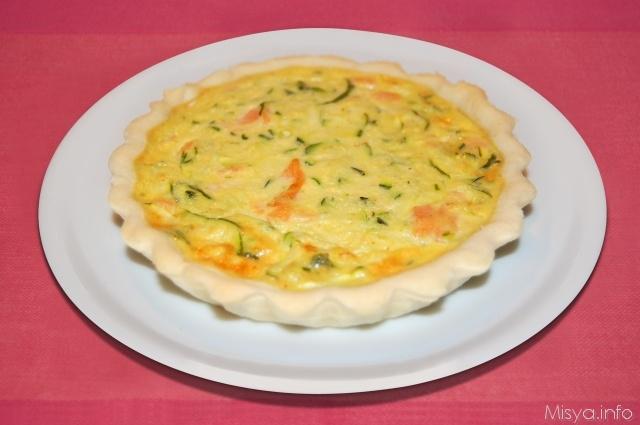 Torta salata peperoni e patate ricette di cucina di misya - Cucina con misya ...