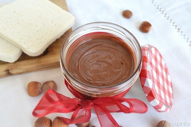 Nutella fatta in casa bimby ricetta nutella fatta in casa bimby di misya - Come sostituire la panna da cucina ...