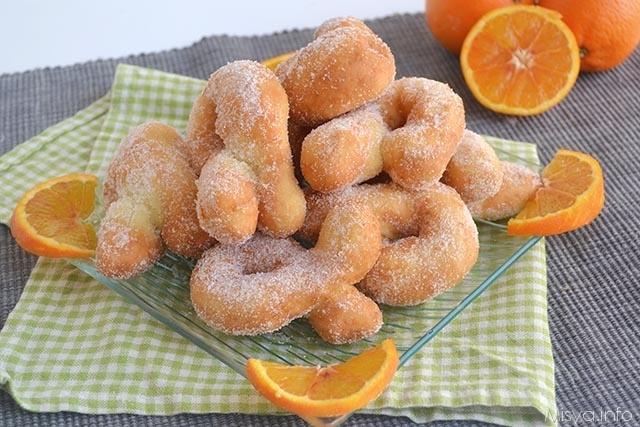 Zeppole di ricotta ricetta zeppole di ricotta di misya for Ricette dolci di carnevale