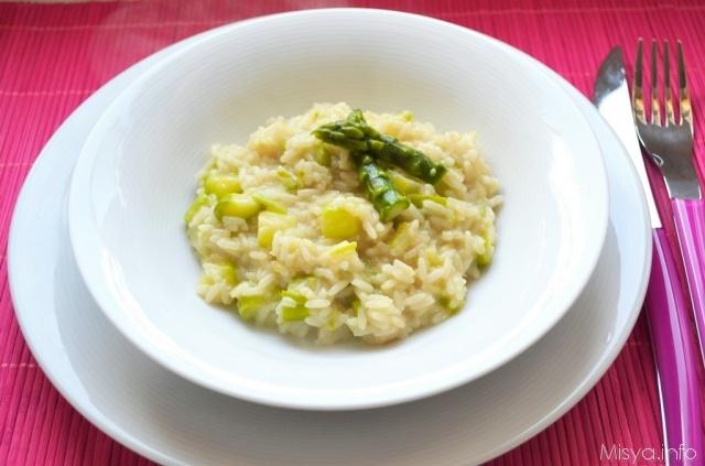 Risotto agli asparagi bimby ricetta risotto agli for Primi piatti ricette bimby