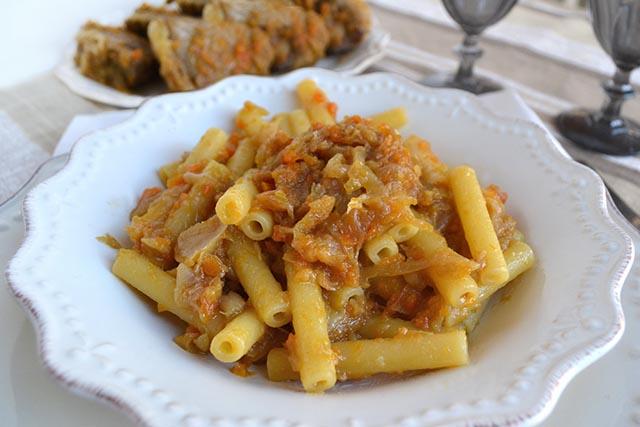 Genovese bimby ricetta genovese bimby di misya for Primi piatti ricette bimby