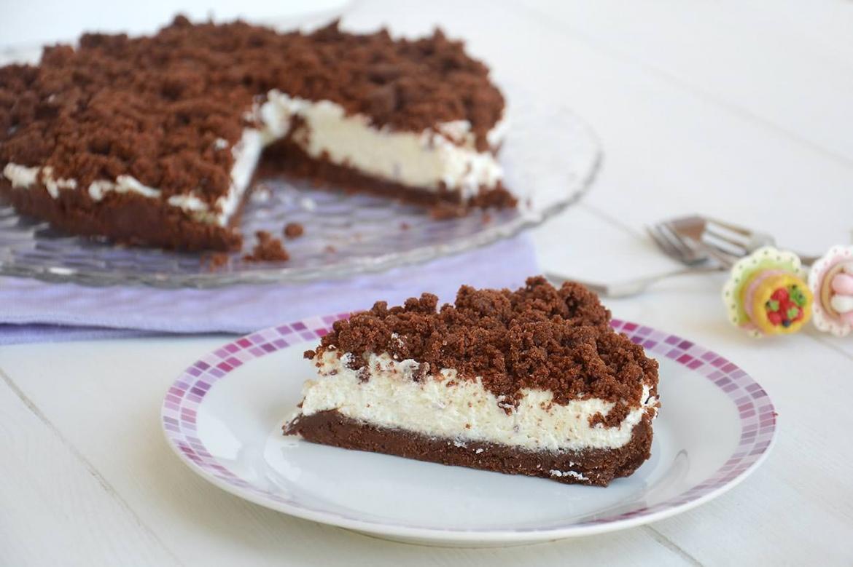 Sbriciolata senza cottura ricetta sbriciolata senza - Forno ventilato per torte ...