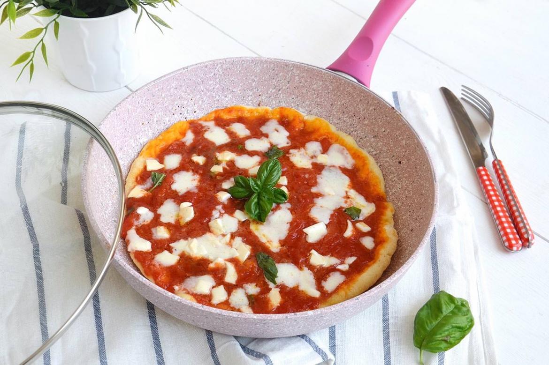 Come trasformare la pizza surgelata in pizza deluxe - Sale ...
