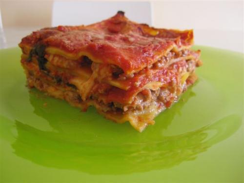 ... di Lasagne al forno   Ricetta Lasagne al forno   Lasagne al forno