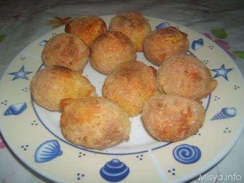 Ricette Antipasti Crocchè di patate al forno