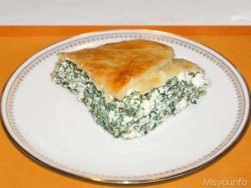 Ricette Torte salate Torta salata ricotta e spinaci