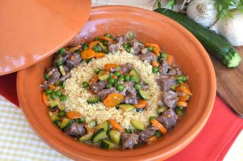 ricette Cuscus manzo e verdure