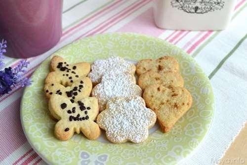 Biscotti ricette Biscotti da the