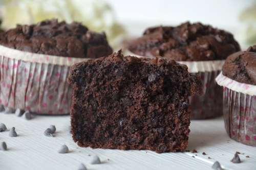 Ricette Muffin Muffin al cioccolato