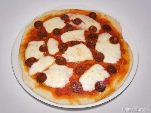 ricette Pizza alla Diavola