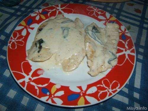 Ricette Secondi piatti Petti di pollo alla grappa
