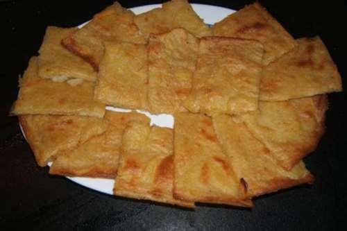 ricette Schiacciatina di patate