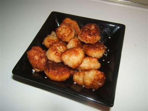 Ricette Finger food Polpettine di salmone