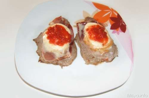 Secondi piatti ricette Saltimbocca alla sorrentina