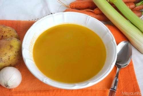 Base ricette Brodo vegetale