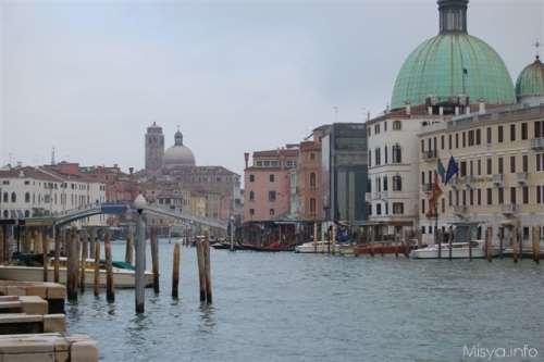 Venezia arrivo…