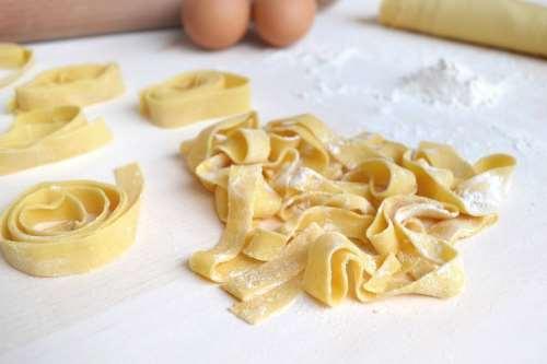 Ricette Base Tagliatelle all'uovo