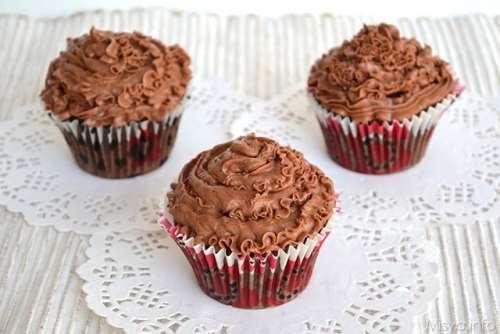 Ricette dal mondo Cupcakes al cioccolato