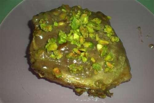 Ricette Secondi piatti Filetto ai pistacchi