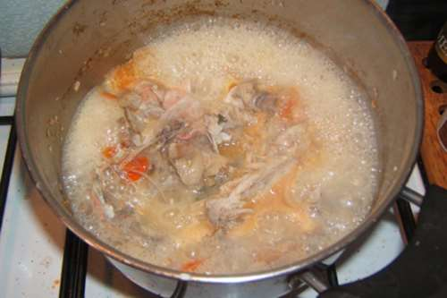 Base ricette Fumetto di pesce