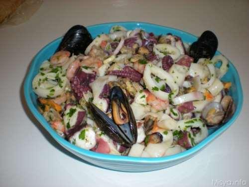 Ricette Insalate Insalata di mare