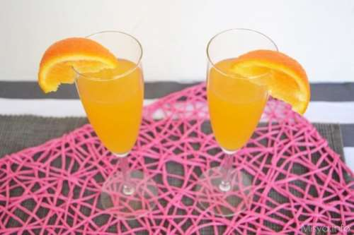 ricette Cocktail mimosa