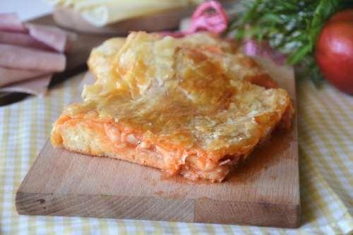 Torte salate ricette Parigina