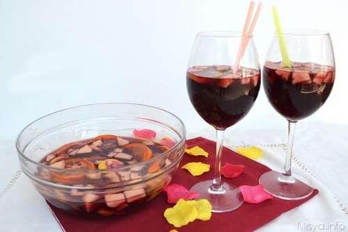 Ricette spagnole Sangria