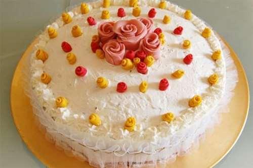 Ricette Ricette Torta di compleanno
