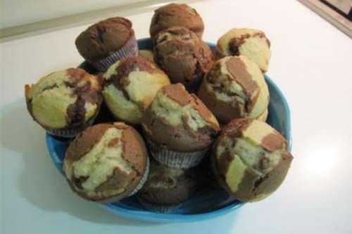 Muffin ricette Muffin al cocco e Nutella
