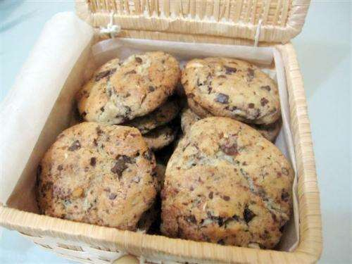 Ricette dal mondo Chocolate chips cookies