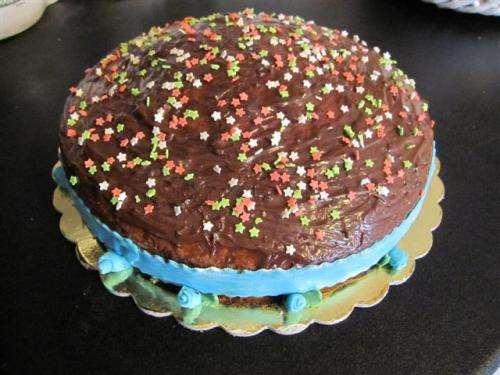 ricette Torta margherita alla nutella
