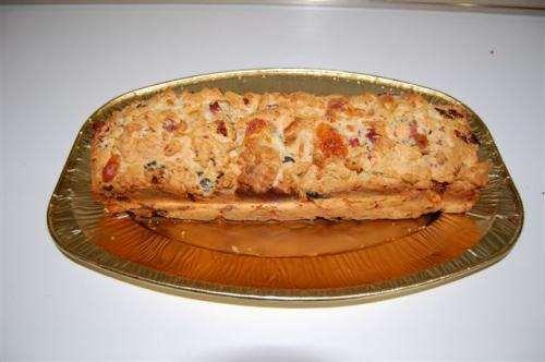 Ricette  Plumcake salato ai pomodori secchi