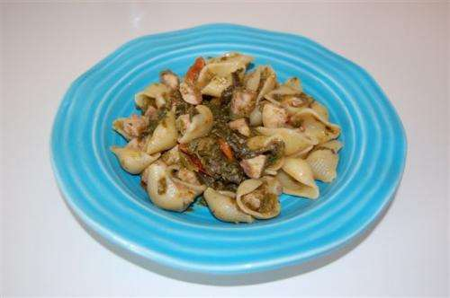 Ricette Pesce spada Conchiglie pesce spada e broccoli