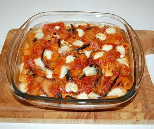 Ricette Vegetariane Pasta alla siciliana