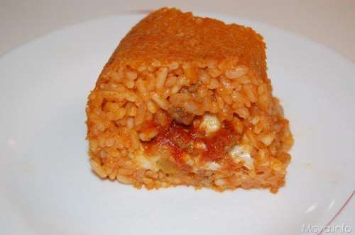 Ricette Riso Sartù di riso