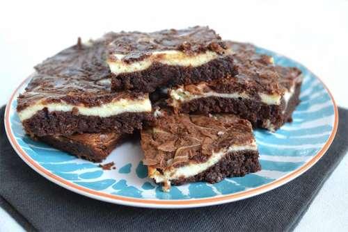 Ricette Dolci Brownies al cioccolato