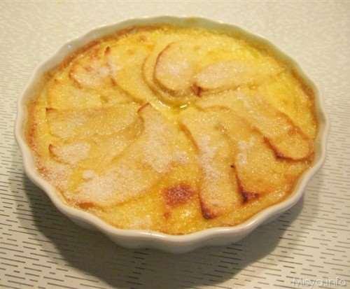 Ricette ricette Flan di mele