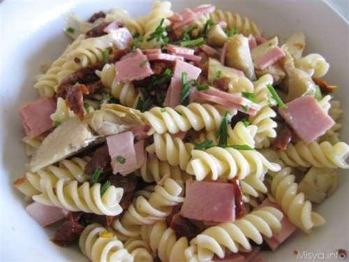 Insalate di pasta ricette Insalata di pasta ai carciofini