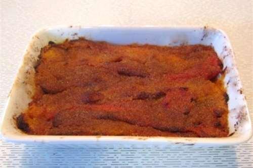 Contorni ricette Peperoni al gratin
