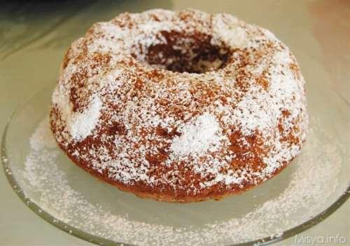 Ricette  Moka Chiffon Cake