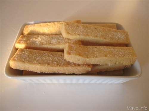 Ricette Irlandesi Shortbread