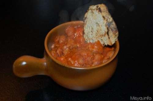 Ricette Minestre e zuppe Fagioli alla messicana