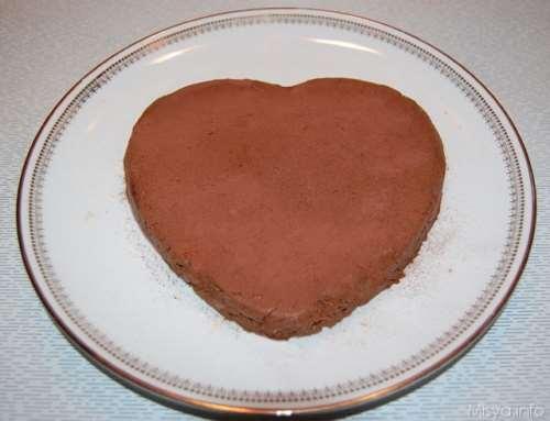 dal mondo ricette Marquise al cioccolato