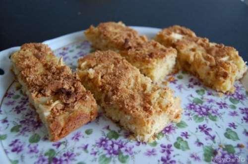 Ricette  Torta di mele e amaretti