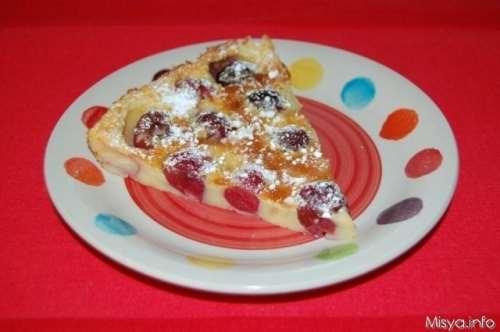 Ricette  Clafoutis alle ciliegie